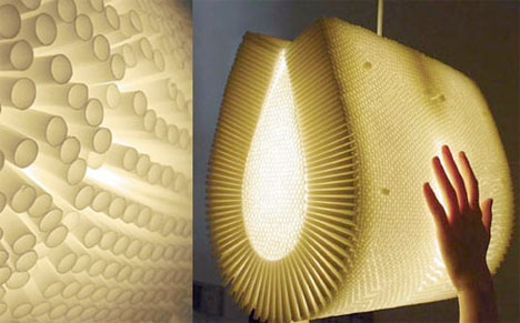 9 futuristic building materials neurodope for Flexible roofing material