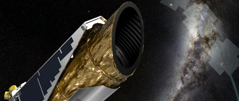 Has the Kepler Space Telescope discovered an alien megastructure?