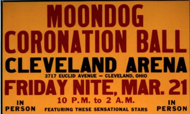 Moondog Coronation Ball 1952 on neurodope.com