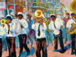 Death by Jazz: The New Orleans Funeral March on neurodope.com