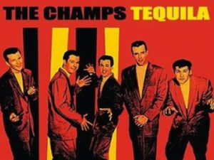 """The Champs Instrumental """"Tequila"""" hits the Charts on neurodope.com"""